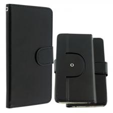 Motorola Moto G3 Hoesje Budget Zwart XL