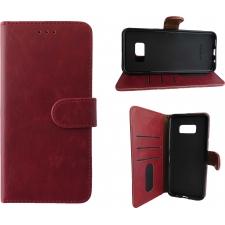 Huawei P10 Hoesje Rood ECHT LEER
