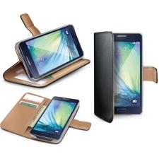 Samsung A8 Echt Leer Hoesje