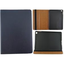 iPad 9,7 inch 2017 Premium Hoesje Origineel 100% Leer Blauw