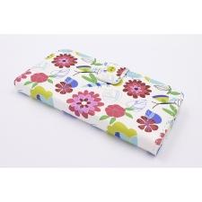 iPhone 6/6S 'Bloemen en Insecten Tekening' Print Eco-Leer Hoesje