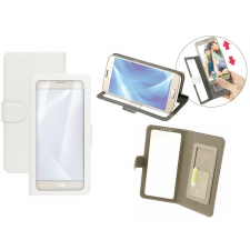 LG V30 Bookcase Doorzichtig Wit XXL