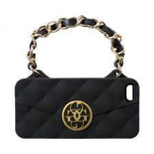 BYBI Chain Handbag Black iPhone 4