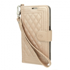 BYBI Dazzling New York Case Rose Metallic Galaxy S6