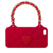 BYBI Love Handbag Red iPhone 4
