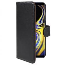 Samsung Note 9 Boek Hoesje Zwart