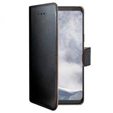 Samsung S9 Plus Boek Hoesje Zwart