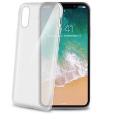 iPhone X/Xs Siliconen Hoesje Doorzichtig