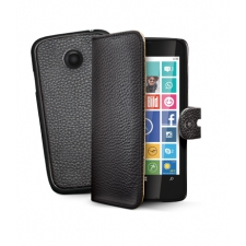 Celly Case Ambo 2-in-1 Lumia 630 Black