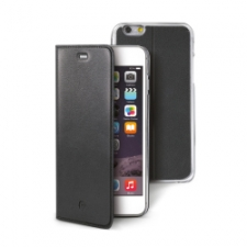 Celly Case Buddy 2-in-1 iPhone 6/6S Black