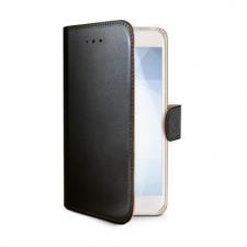 Celly Case Wally PU Galaxy J5 Black
