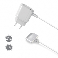 Celly Charger Travel iPhone (3G, 4/4S, iPad) White