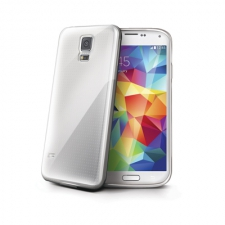 Celly Cover Gelskin Galaxy S5 Mini Transparant
