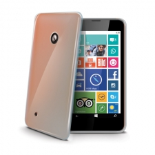 Celly Cover Gelskin Lumia 530 Transparant