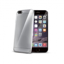 Celly Cover Ultra Thin TPU iPhone 6 Plus Transparant