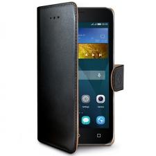 Huawei Y5 Echt Leer Hoesje