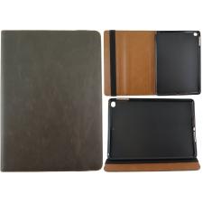 iPad 9,7 inch 2017 Premium Hoesje Origineel 100% Leer Donker Bruin