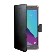 Samsung Galaxy J3 2017 Echt Leer Hoesje
