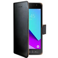 Samsung Galaxy Xcover 4 Echt Leer Hoesje