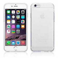 iPhone 6/6s Siliconen Hoesje Doorzichtig