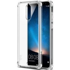 Huawei Mate 10 Lite hoesje Siliconen Transparant