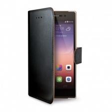Huawei P8 Lite Echt Leer Hoesje