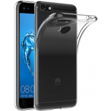 Huawei Y6 Pro 2017 Siliconen hoesje Transparant