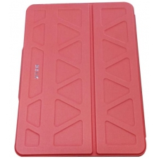 iPad mini 2 Booktype Hoes Volledige bescherming in Rood