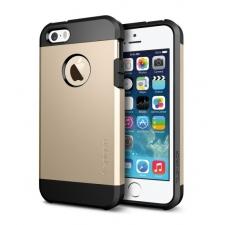 Apple iPhone 4 Armor Bescherming Hoesje Goud