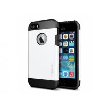 Apple iPhone SE Armor Bescherming Hoesje Wit