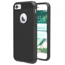iPhone 7 Case Slim Armor Zwart
