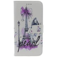 iPhone 7/8 Plus Eiffeltoren Pearl Print booktype hoesje