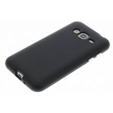 Samsung Galaxy J3 Prime Premium Bumper Hoesje Zwart