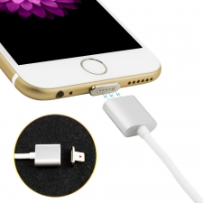 Magnetic Lighting Cable Metal Charger