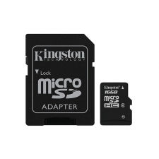 Micro SD 16GB met adapter