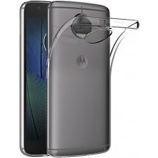 Motorola Moto G5S Plus Siliconen hoesje Transparant