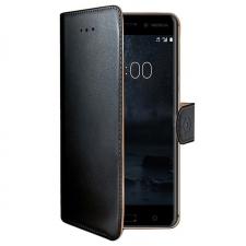 Nokia 5 Echt Leer Hoesje