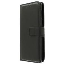 Nokia 6 Boek hoesje 100% leer Zwart