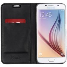 Samsung S6 Boek Hoesje Zwart