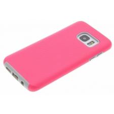 Samsung Galaxy S7 Edge Premium Bumper Hoesje Roze
