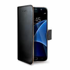 Samsung S7 Boek Hoesje Zwart