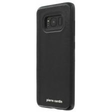 Samsung Galaxy S8 Origineel Luxe Back Cover 100% Leer Zwart