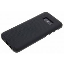 Samsung Galaxy S8 Plus Premium Bumper Hoesje Zwart