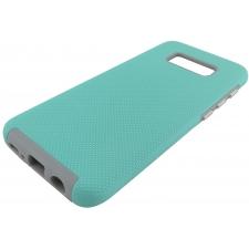 Samsung Galaxy S8 Premium Bumper Hoesje Turquoise