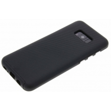 Samsung Galaxy S8 Premium Bumper Hoesje Zwart