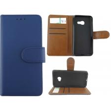 Samsung Galaxy A3 Premium Hoesje Blauw