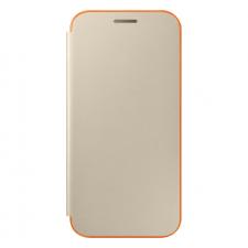 Samsung Galaxy A3 2017 Origineel Samsung Neon Flip Hoesje Goud
