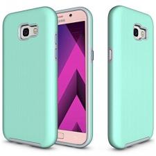 Samsung Galaxy A5 2017 Premium Bumper Hoesje Turquoise