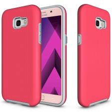 Samsung Galaxy A5 2017 Premium Bumper Hoesje Roze
