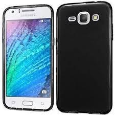 Samsung galaxy J1 Siliconen Bumper